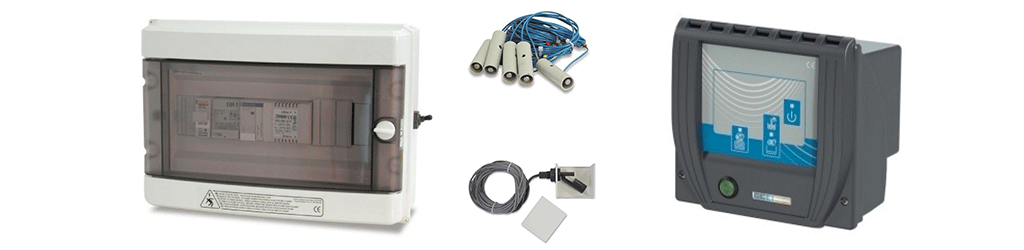 remote controlled water valve